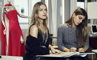 Azzaro recruits two socialites for capsule couture collection