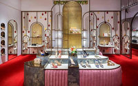 Christian Louboutin opens third Vegas boutique at the Wynn Las Vegas