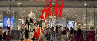 Vendas da H&M em dezembro ficam acima do esperado
