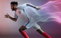 Nike Fransız futbol federasyonu ile anlaşmasının ardından bir hamle de İngiltere'de yaptı