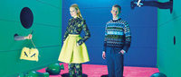ケンゾー、デヴィッド・リンチが着想源の秋冬コレクション広告公開