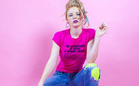 London exhibition shows subversive side of the t-shirt
