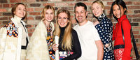 UK label Teatum Jones wins 2015/16 International Woolmark Prize