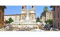 Bulgari to fund refurbishment of Rome's Spanish Steps