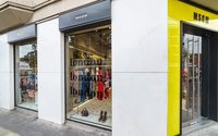 Italian label MSGM opens first monobrand store in London