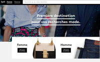 Lyst launches French version after LVMH investment