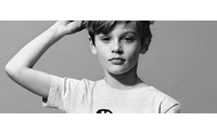 Lacoste Kids collaborating with artist Steven Harrington