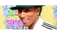 Pharrell Williams si dà all'arte e prepara una mostra a Parigi