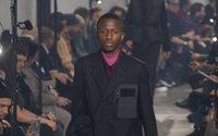 Lanvin renueva el traje masculino en clave deportiva