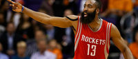 Adidas signs NBA star James Harden