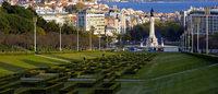 Lojistas da Avenida da Liberdade, em Lisboa, contestam Mega Piquenique