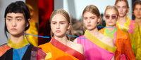 La London Fashion Week trasmessa in tutto il Regno Unito