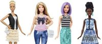 Barbie gets curvy in real-world body makeover