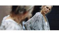 Первая модель из коллекции Изабель Маран для H&M