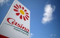 French retailer Casino sees shares rise on Goldman Sachs stake