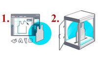 3D-принтер для печати одежды Electroloom