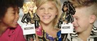 全身「モスキーノ」でコーディネートされたバービー人形が発売