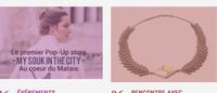 MySoukInTheCity : l'e-shop qui met la mode arabe émergente à l'honneur