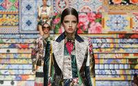 Mailänder Fashion Week: Mit Mode-Patchwork gegen den Corona-Blues