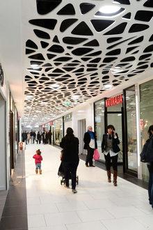 Suresnes - Galerie Bagatelle