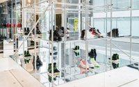 Balmain takes over Selfridges Corner Shop for custom sneakers