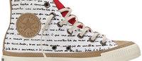 Converse homenajea a Niemeyer con nueva colección de zapatillas para Brasil