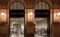 Giorgio Armani s'adjuge aux enchères 300 m² dans la Galleria de Milan