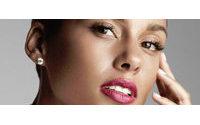 Alicia Keys nouvelle ambassadrice des parfums Givenchy
