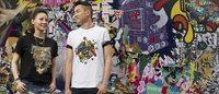 Gap首次与跨界全球艺术家合作 推出10款限量版服饰