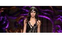 Encenação e glamour protagonizam a Alta-costura de Paris