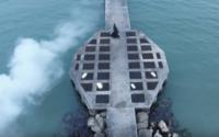 Rick Owens: il Giardino dei Getsèmani su un imbarcadero nell'Adriatico