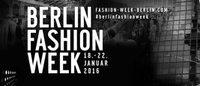 Fashion Week in Berlin beginnt - Mode für Herbst und Winter