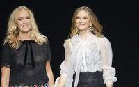 British Marchesa designer Chapman ends marriage as Weinstein scandal escalates