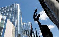 La zone euro au bord d'un retour en récession
