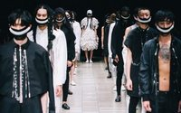 Brexit zip it, says Korean designer on Tokyo catwalk