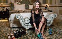 Телеведущая Жанна Бадоева представила собственный обувной бренд в Москве
