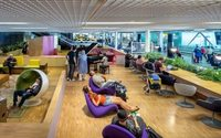 Amsterdam Airport Schiphol opens renovated Holland Boulevard
