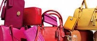 Coach comparable sales fall in North America; 2 executives leave