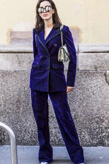 Street Fashion Milan N335