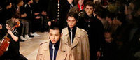 Pressure builds on Bailey to restyle Burberry's finances