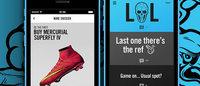 """""""Nike Football"""", una aplicación a modo de red social para organizar partidos"""