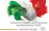 La maquinaria italiana llega a Colombiatex