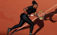 Nike 'catsuit' bannned at French Open