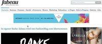 FashionMag.com acquires Fabeau.de
