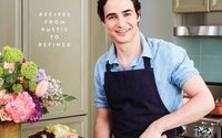 Designer Zac Posen unveils new cookbook