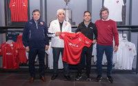 Puma renueva su patrocinio con el equipo de fútbol argentino Independiente