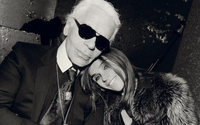 Pluie d'hommages pour le premier anniversaire de la mort de Karl Lagerfeld