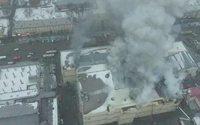 Во всех российских ТЦ пройдут проверки из-за пожара в Кемерове