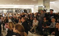H&M feiert Pre-Shopping-Party mit der Grazia