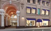 В Москве открылся новый бутик Tiffany & Co